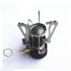MICRO GAS JET STOVE BURNER Propane Cooking Hiking Picnic Camping Gear Cooker