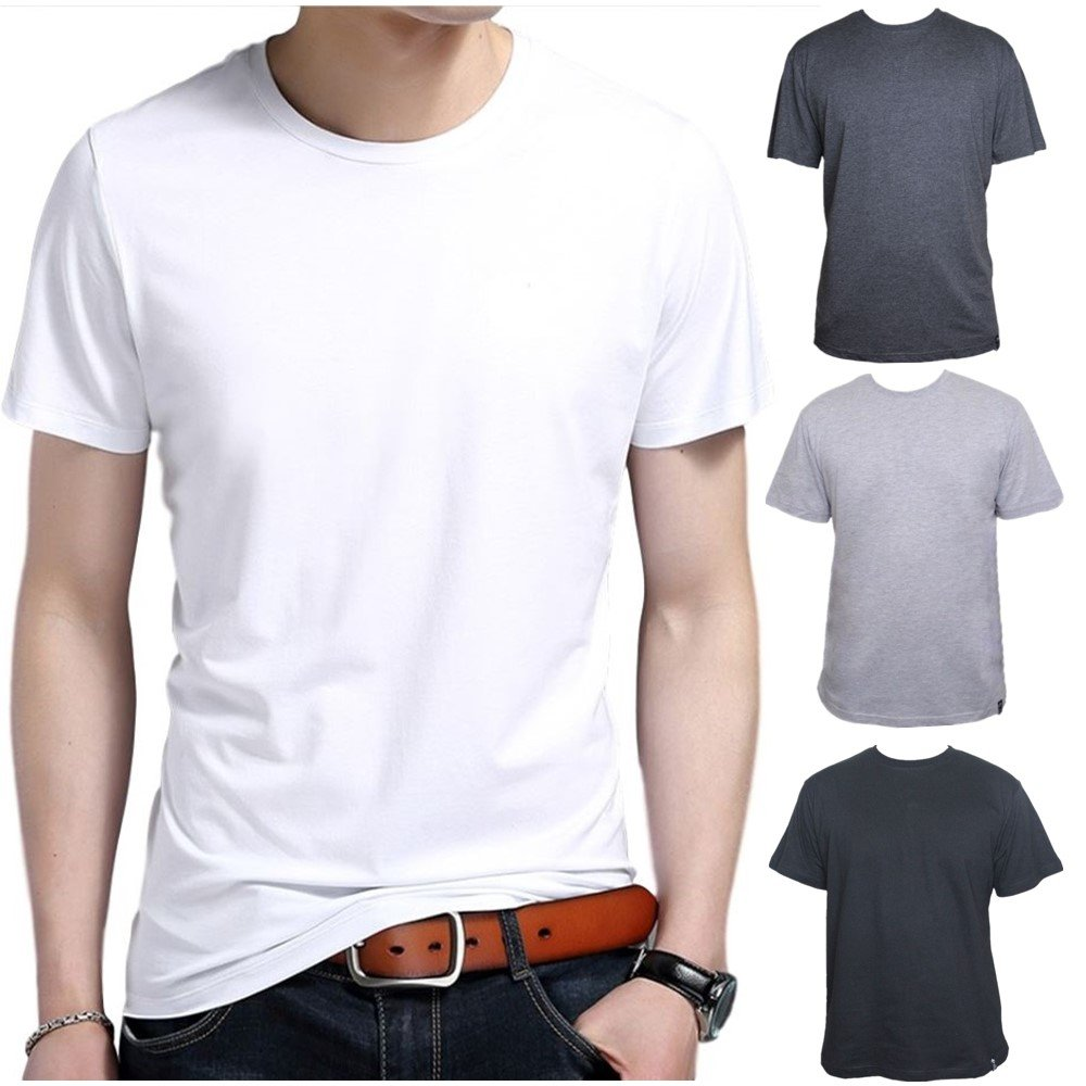 Fox Mens Heater Short Sleeve Basic Pocket T-Shirt