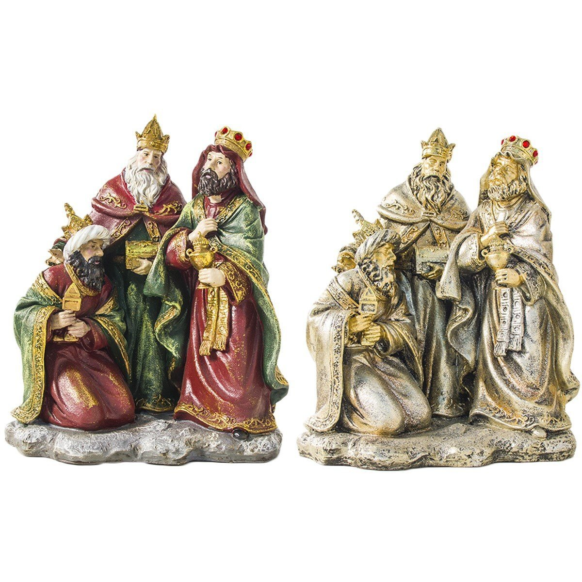 "15.7"" Christian Catholic Décor Nativity Figurine Church Artwork Christmas Gift"